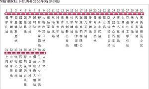 9路:谭家庄-火车站