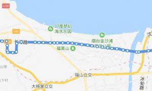 211路:火车站北广场---磁山公园