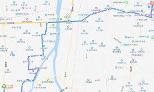 31路:福山区奇泉路场站 —火车站北广场