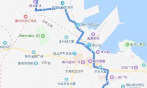 42路:塔山游乐城-福泰公交场站
