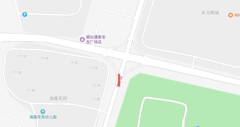 216路:天马相城客运站—马家沟景区