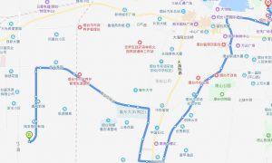 46路:康和新城公交场站-烟台山