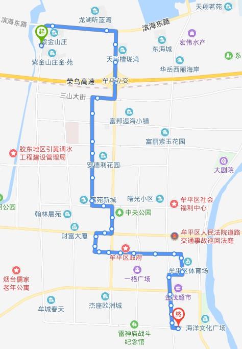 601路:紫金山庄场站-照格庄