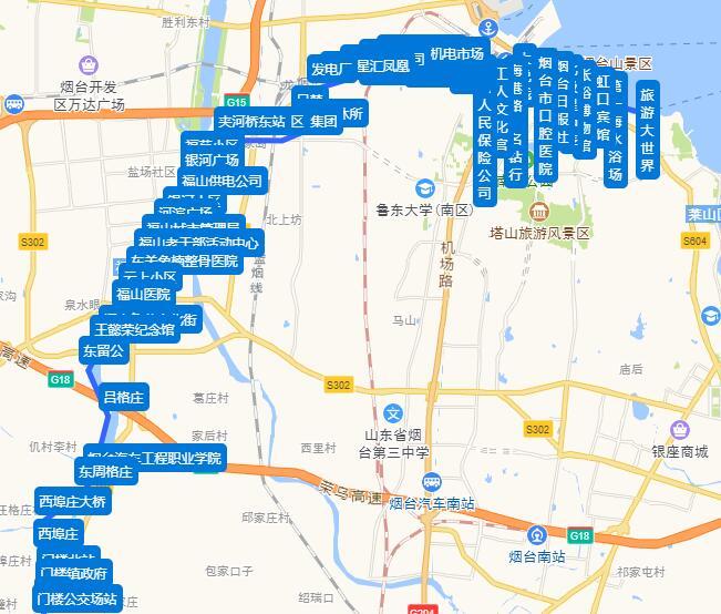 38路 门楼公交场站——旅游大世界