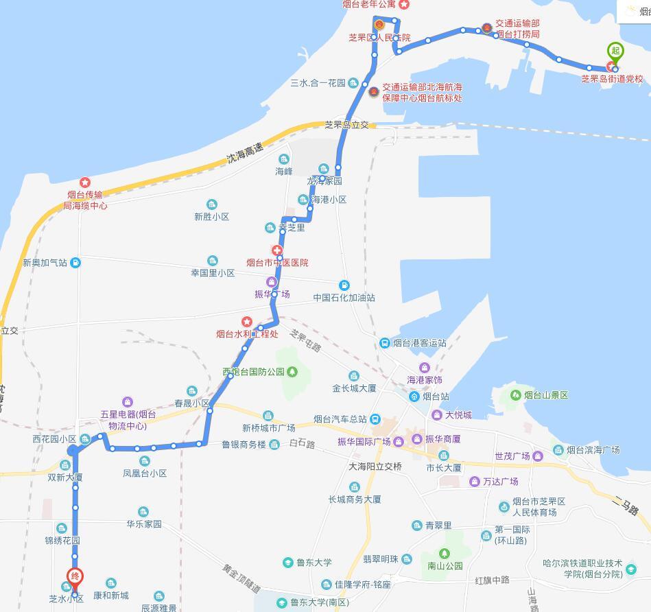 48路:东口-锦绣新城南站