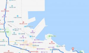 82路:龙海家园公交场站-旅游大世界