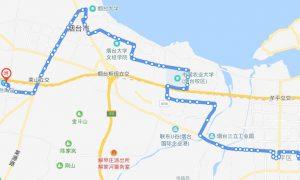 567路:牟平中医医院-城铁南站