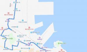 49路:旅游大世界-龙海家园公交场站