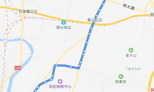 55路:曲村—烟台大学