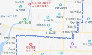 607路:滨医盈众彩票网附院北站-武宁公交场站