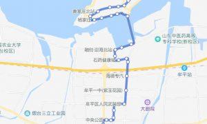 617路:武宁公交场站-(养马岛)龙海大酒店