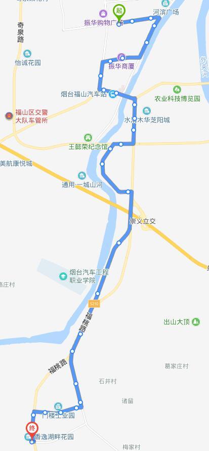 302路:门楼公交场站-后山-清洋汽车站