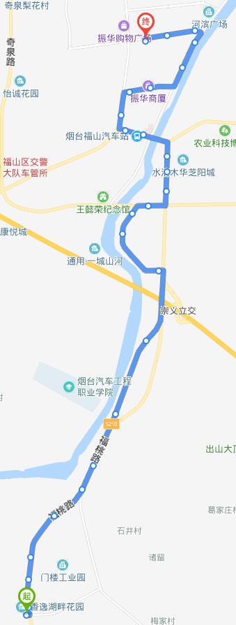 302路:门楼公交场站-工业园-清洋汽车站