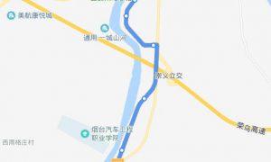 302路:门楼公交场站—清洋汽车站