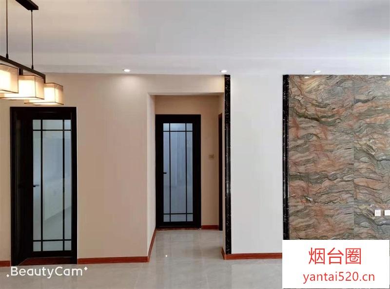 天房檀珑湾24楼 119.53平 精装3室2厅2卫 105万