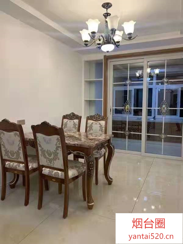曙光小区3楼 88平精装婚房 3室 63.8万 带地下室