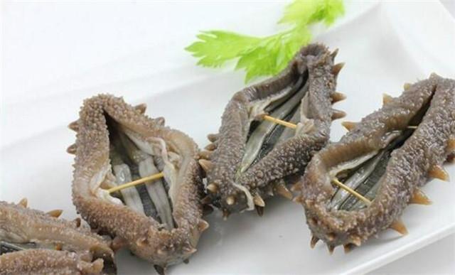 海参哪些部位能吃,哪些部位不能吃?