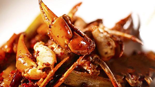螃蟹又有网红新吃法!趁着螃蟹正肥,快来试试吧!