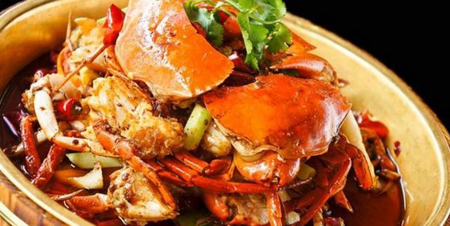 现在蟹子这么便宜,还不赶紧做香辣蟹