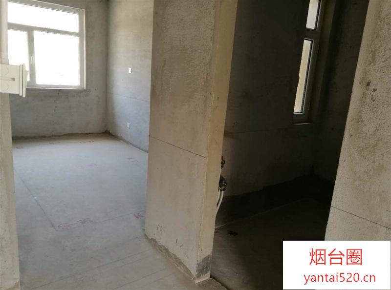 出售电梯洋房西里海岸,89平,毛坯,68.8万