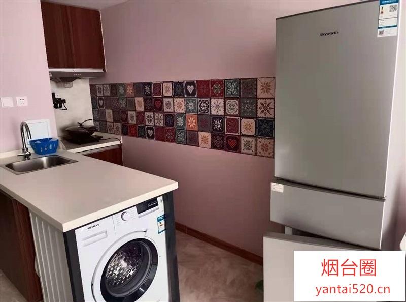 看!看!龙湖听蓝湾,小公寓,55平领包入住,1300每月