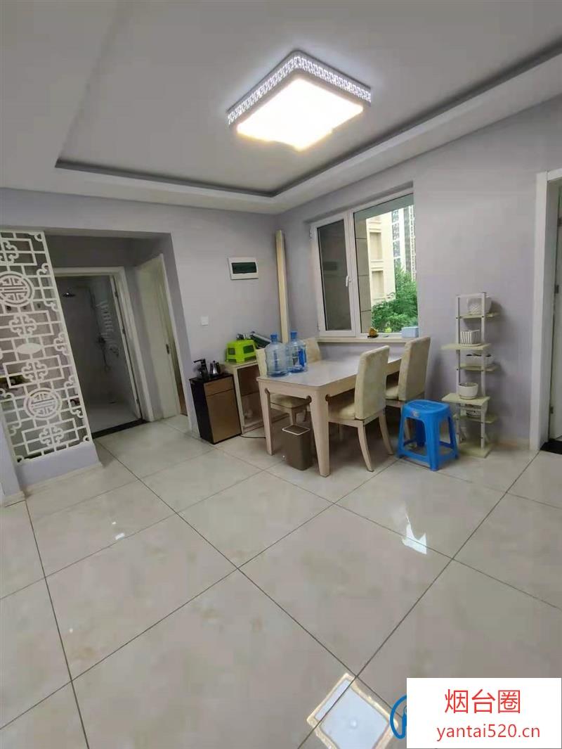 融创迩海3楼115平新装婚房 89.8万有证可贷款